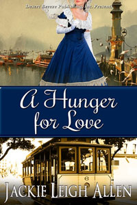 A Hunger for Love -- Jackie Leigh Allen